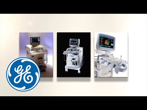 GE Healthcare's Cardiovascular Ultrasound 20th Year Anniversary