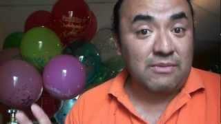 Repeat youtube video como poner brillo a los globos de reyes magos chasty