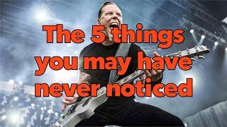 5 Things You're Playing Wrong in The Thing That Should Not Be (Metallica) - Weekend Wankshop 198
