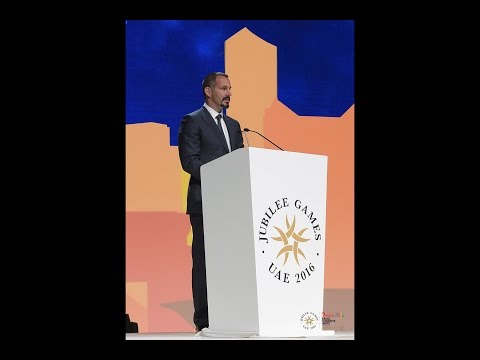 Speech by Prince Rahim at the Opening Ceremony of the 2016 Jubilee Games : TheIsmaili.org