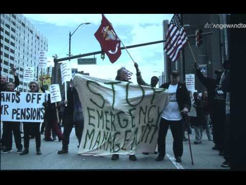 Fear of Life - Andrew Herscher: Detroit Resists and Architecture in Resistance