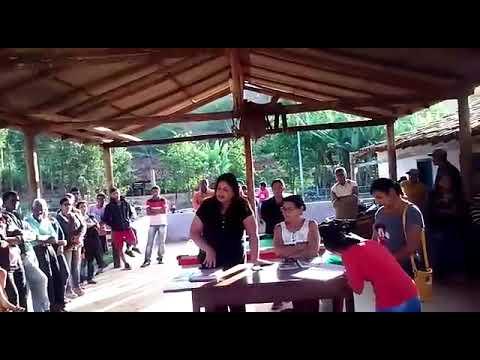 vídeo Reunião com a Comunidade Rural de Poté MG