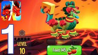 Dragon City - Gameplay Walkthrough Episode 1 (iOS, Android) screenshot 4
