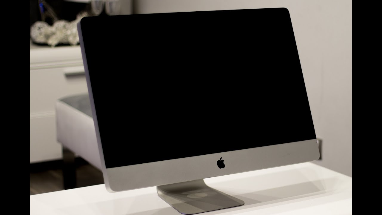 IT#2. iMac 27 SSD + HDD upgrade - YouTube