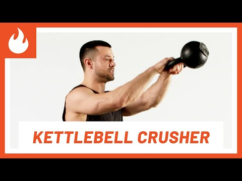 10-Minute Total-Body Kettlebell Blast | Burner | Men's Health