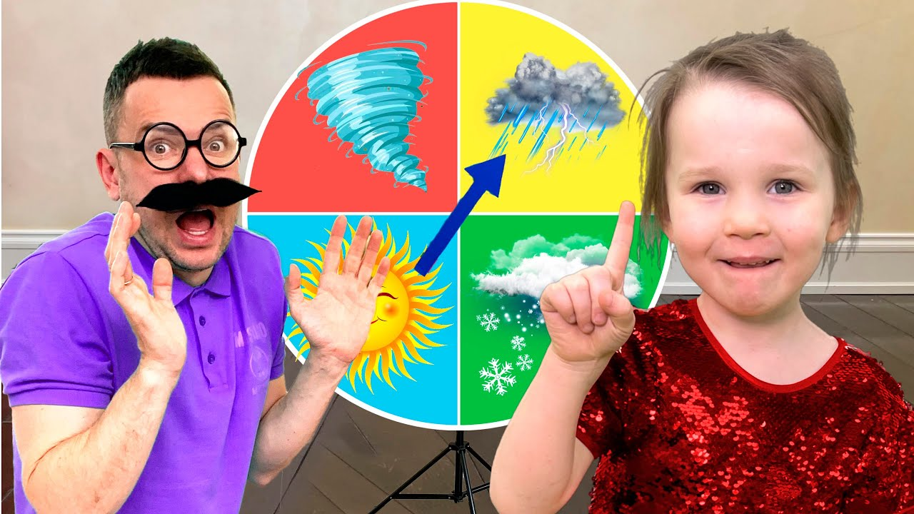 Five Kids Home Adventures + more Children's Songs and Videos