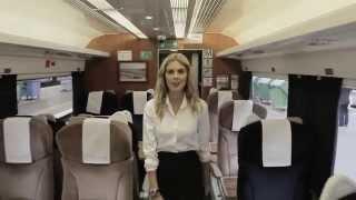 Air vs Trains: Donna Air Changes Name for I Love Trains Week
