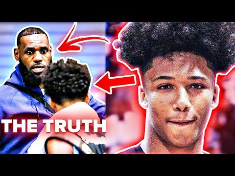The HARD Truth About 15 Year Old Mikey Williams and his Potential to Play in the NBA