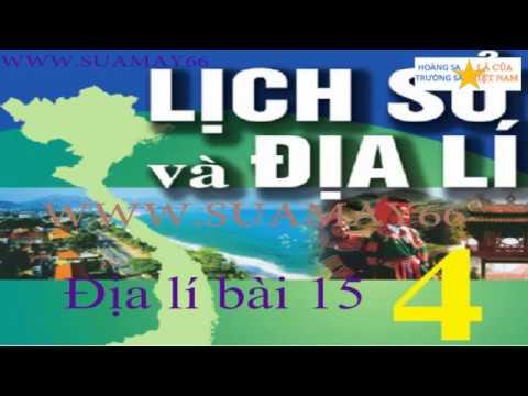 Địa lí 4,  Bài 15, Thủ Đô Hà Nội, thuan mai