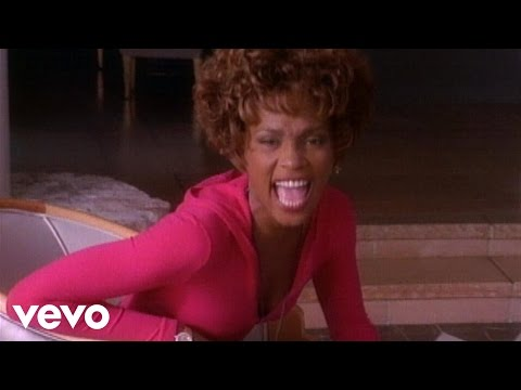 Whitney Houston - My Name Is Not Susan (with rap)