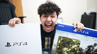 And the winner to the PS4 Giveaway is...