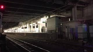 JR西 鳳工臨 レール輸送列車 DD51