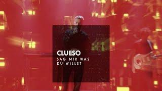 Clueso - Sag mir was du willst (Live bei Late Night Berlin)