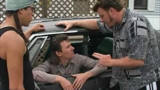Trailer Park Boys - Ricky Teaches Trevor How to Drive His Home