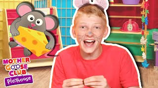 Five Little Mice + More | Mother Goose Club Dress Up Theater