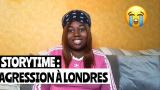 STORYTIME : AGRESSÉ À LONDRES , JE FINIS CHEZ UNE INCONNUE | JULIA SALAMONA