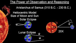 Astronomy - Ch. 4: History of Astronomy (9 of 16) The Power of Observations and Reasoning