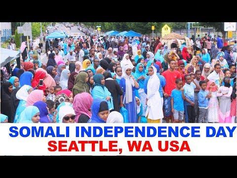 SOMALI INDEPENDENCE DAY SEATTLE, WA USA