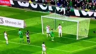 Gibraltar vs ROI insane own goal