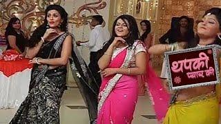 Video Thapki Pyaar Ki | Shraddha & Thapki Dance On Prem Ratan Dhan Payo download MP3, 3GP, MP4, WEBM, AVI, FLV November 2018