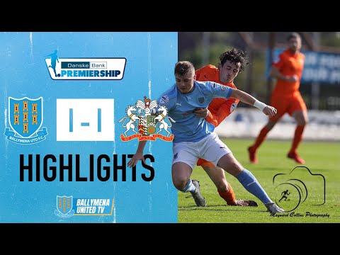 Ballymena Glenavon Goals And Highlights