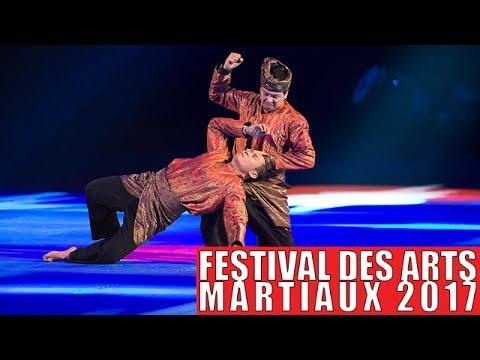 SILAT DE BRUNEI AU 32EME FESTIVAL DES ARTS MARTIAUX