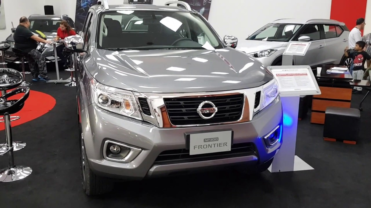 Nissan Frontier 2019 Youtube