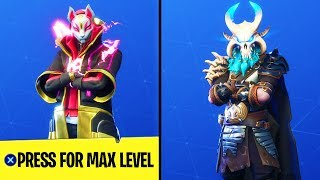 HOW TO LEVEL UP FAST in FORTNITE SEASON 5! FASTEST WAY TO UNLOCK MAX LEVEL RAGNAROK and DRIFT!