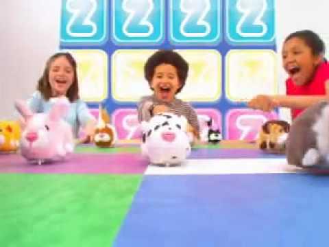Zhu Zhu Pets June 2010 Commercial!