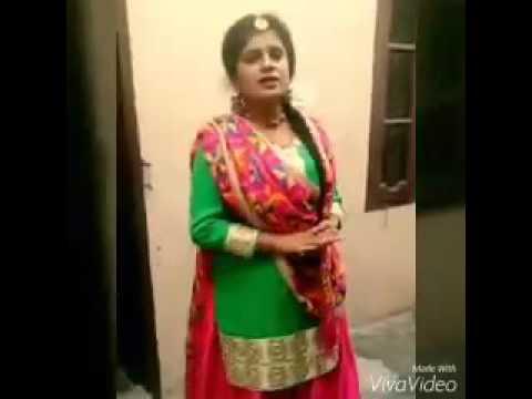 Mainu sone diya dandiya Song By Gurleen kaur Ropar