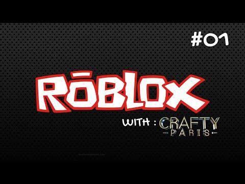 ROBLOX Live Stream #01
