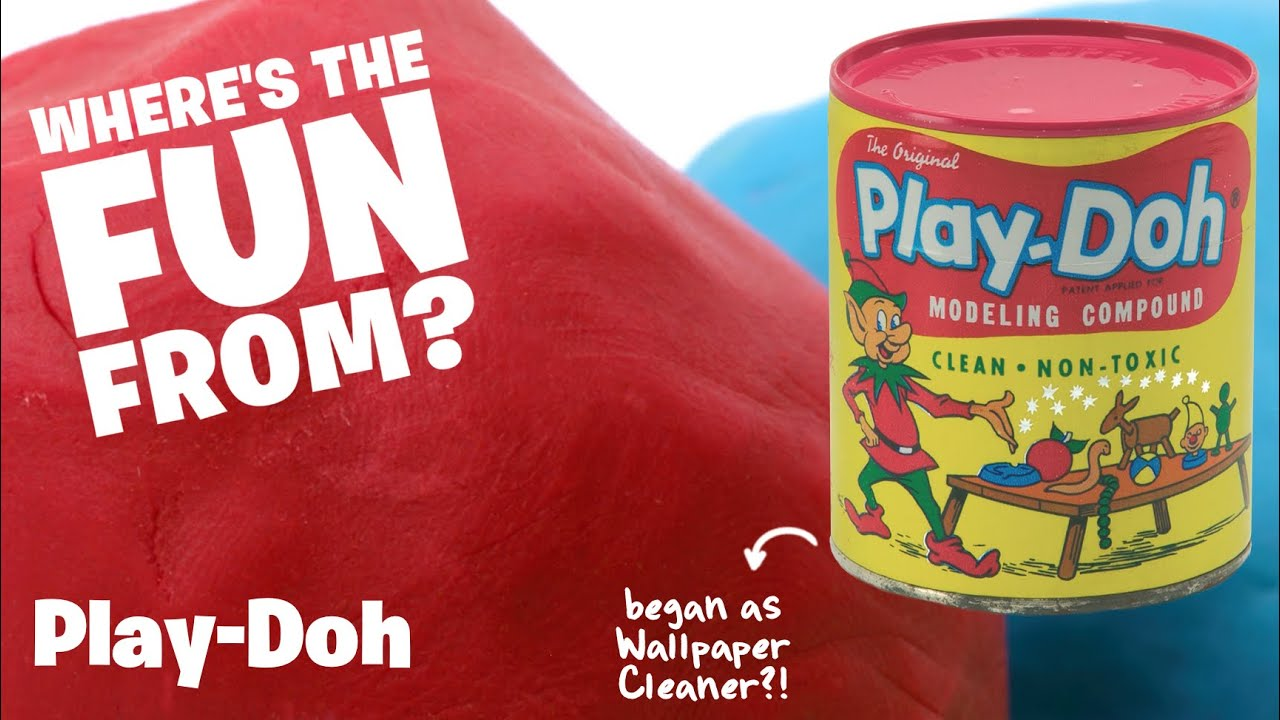 Who Invented Play-Doh? | WTFF?