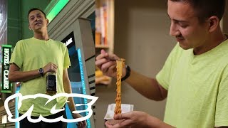 How To Cook from Japan's Vending Machines