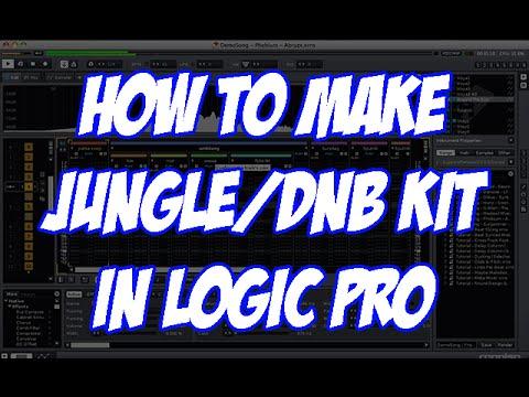 Music Maker Online - MAKING DNB KITS