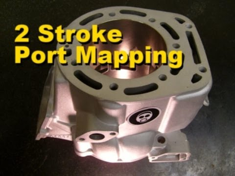 2 Stroke Port Mapping