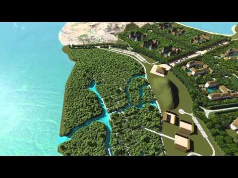 Detail Masterplan Mandalika Resort
