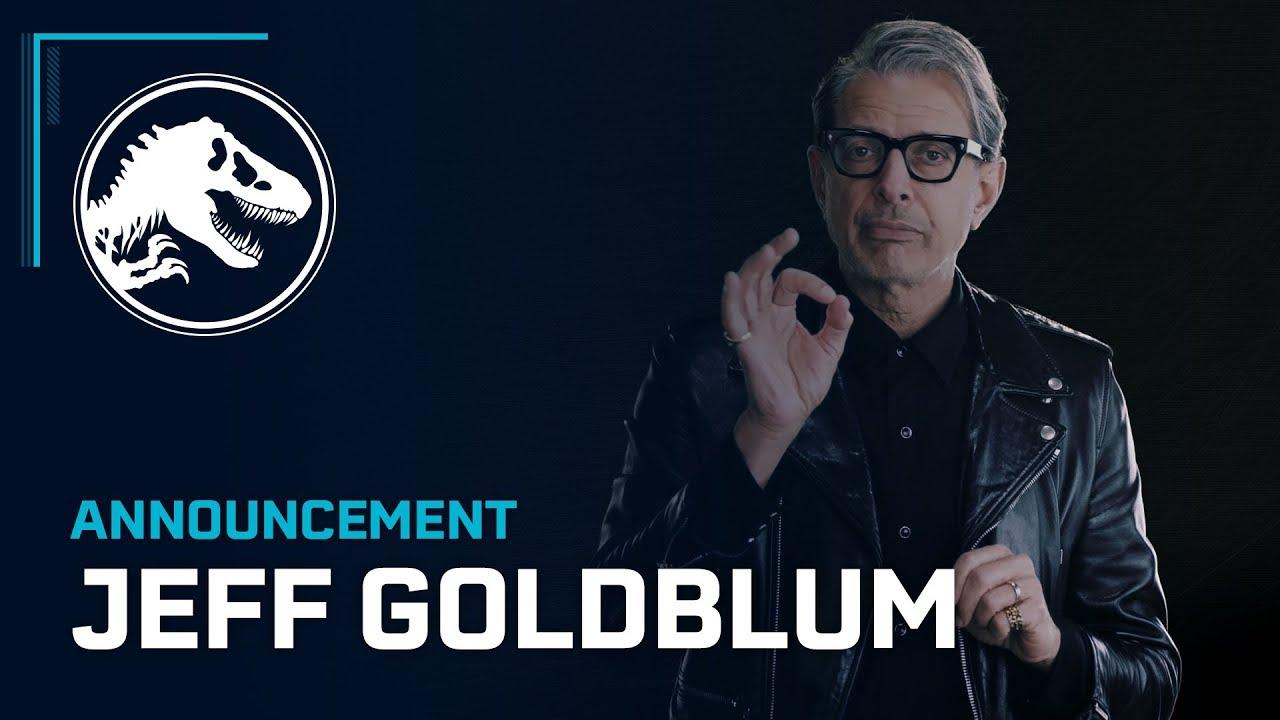 Download Jeff Goldblum returns as Dr. Ian Malcolm in Jurassic World Evolution!