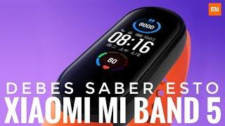 Antes de Comprar La Xiaomi Mi Band 5 Mira este vídeo