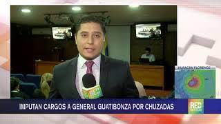 RED+   Legalizan captura del generalGuatibonzapor caso chuzadas