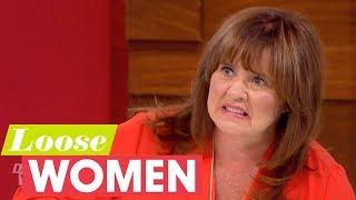 Coleen Kicks Off Her Heels   Loose Women