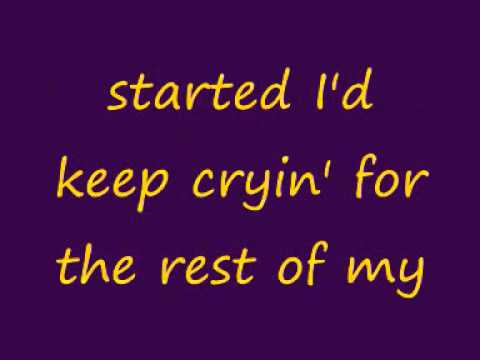 Mariah Carey - Side Effects (lyrics on screen)