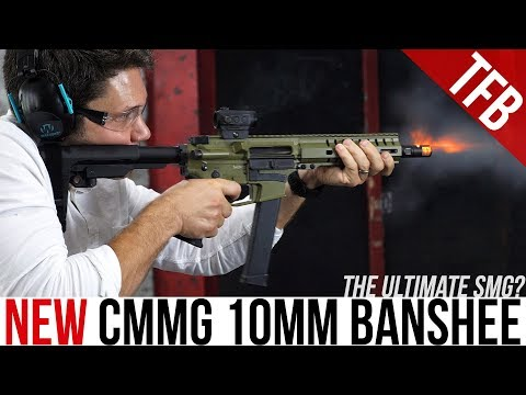 NEW CMMG Banshee 10mm Mk10 Carbine