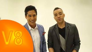 Chino & Nacho - Me Voy Enamorando (behind the scenes) ft. Farruko