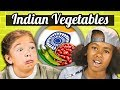 KIDS EAT INDIAN VEGETABLES | Kids Vs. Fo