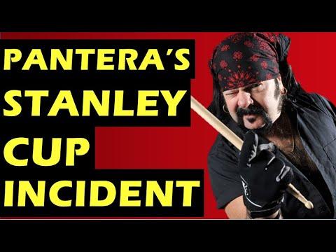 Pantera: The Dallas Stars, Vinnie Paul & Dimebag Darrell Damaged Stanley Cup Story