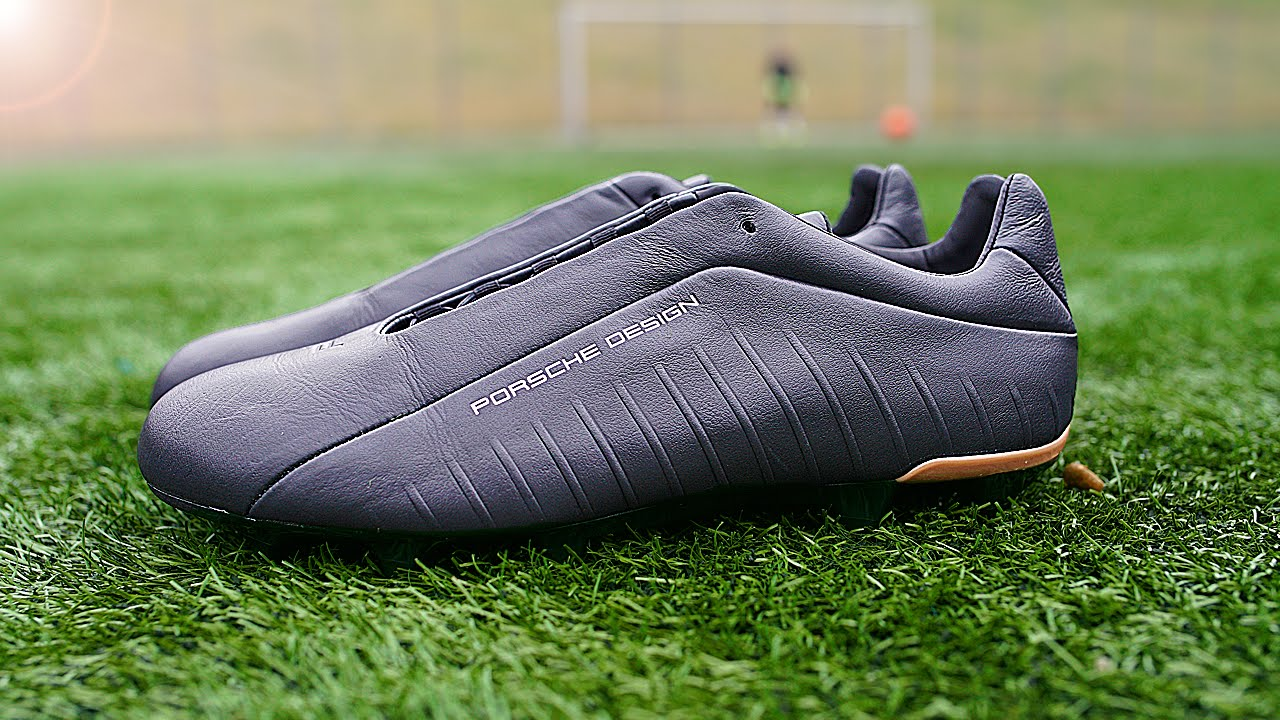 cba4dbd1e2cf Exclusive  Porsche Design Sport X Football Boots - Unboxing - YouTube