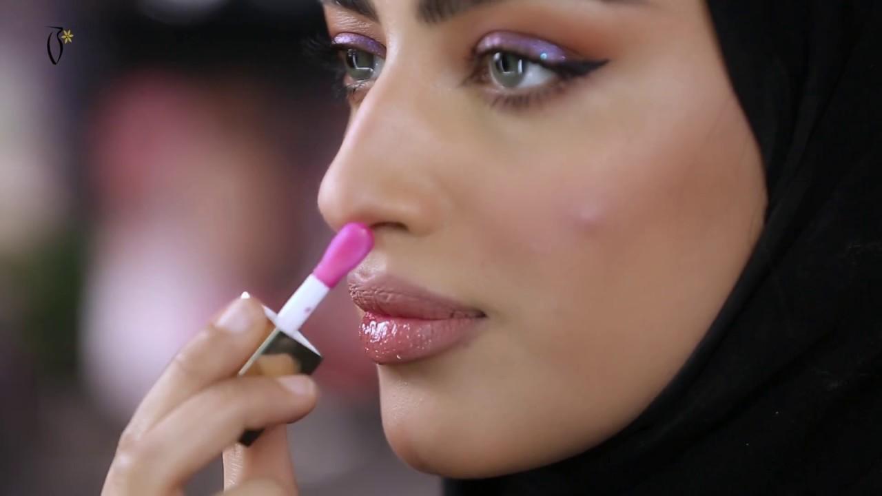 7c282d43d4361 Makeup Tutorial by Yara Al Namlah