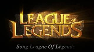 League Of Legends Song   New Thang Dj Soda   - Project Ashe Screen