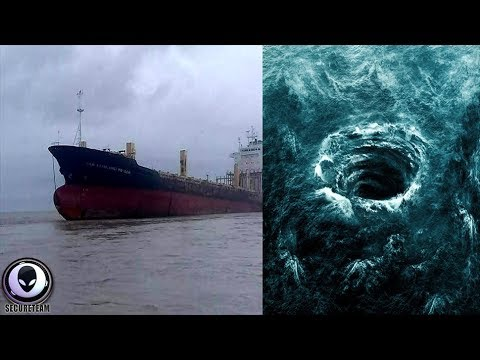 """GHOSTSHIP"" Appears After 9 Years.. Something's Not Right"