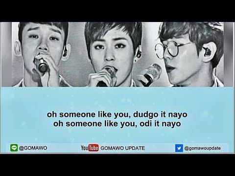 [karaoke/instrumental]-exo-cbx---someone-like-you-by-gomawo-[indo-sub]